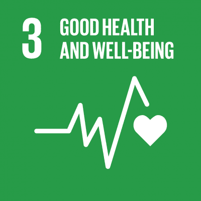 3. Good Health & Well-Being